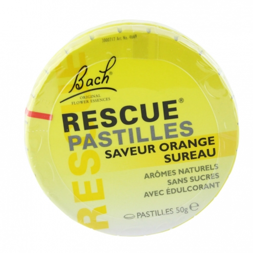 BACH RESCUE SWEETS- METAL TIN 50G - Easyparapharmacie