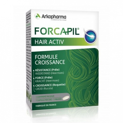 forcapil hair activ composition