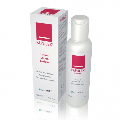 Papulex Lotion Acne Prone Skin 125ml Easyparapharmacie