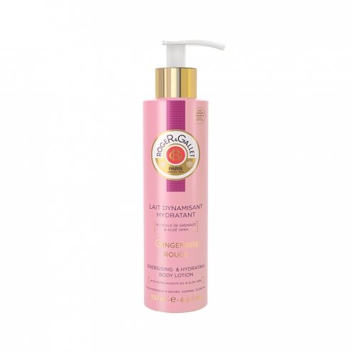 52ee959a7cef7e ROGER   GALLET ENERGISING AND HYDRATING BODY LOTION GINGEMBRE ROUGE 200ML