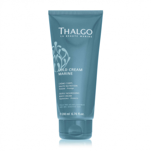 CREME CORPS HAUTE NUTRITION 24H 200ML COLD CREAM MARINE THALGO