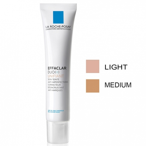 la roche posay effaclar duo corrective unclogging care 40ml. Black Bedroom Furniture Sets. Home Design Ideas