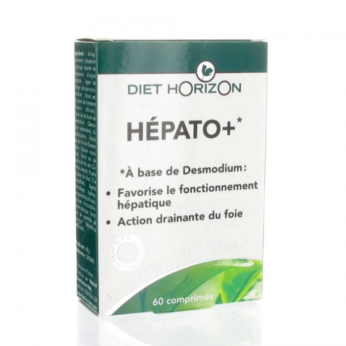 DIET HORIZON HEPATO+ X 60 TABLETS