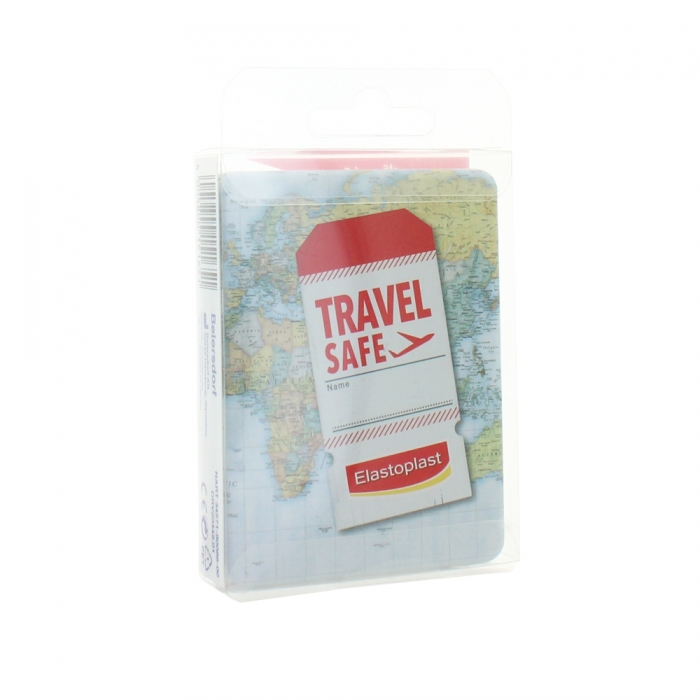 ELASTOPLAST TRAVEL SAFE PANSEMENTS X16