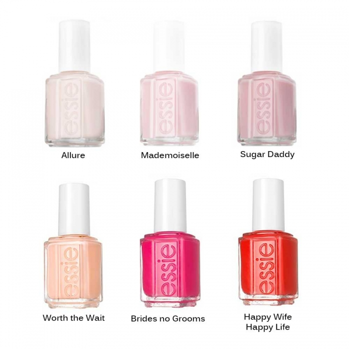 ESSIE NAIL POLISH BRIDAL COLLECTION - Easyparapharmacie