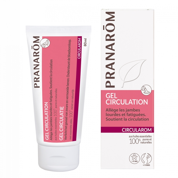PRANAROM CIRCULAROM GEL CIRCULATION 100ML