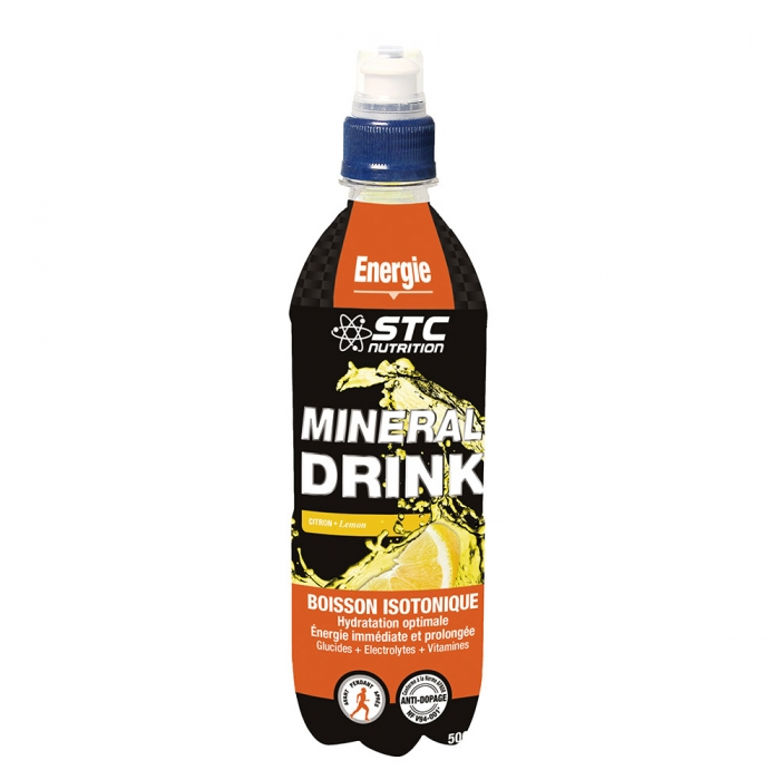 STC NUTRITION MINERAL DRINK 500 ML