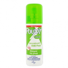 POUXIT REPULSIF SPRAY PREVENTIF ANTI-POUX 75ML