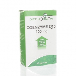 DIET HORIZON COENZYME Q10 100MG 60 CAPSULES