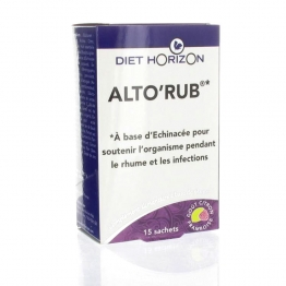 DIET HORIZON ALTO'RUB 15 SACHETS