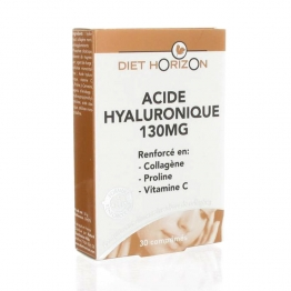 DIET HORIZON ACIDE HYALURONIQUE 130MG 30 COMPRIMES