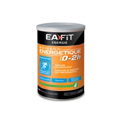 EAFIT BOISSON ENERGETIQUE 0-2H ORANGE 500GR