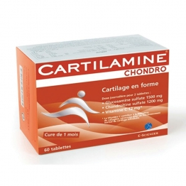 CARTILAMINE CHONDRO 60 TABLETTES