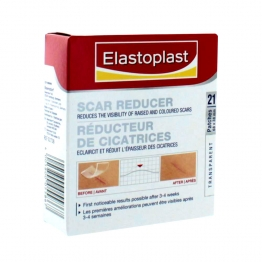ELASTOPLAST REDUCTEUR DE CICATRICES 21 PANSEMENTS DE 68X38MM