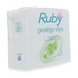 RUBY PROTEGE SLIPS 30 PROTEGE SLIPS PLIES