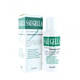 SAUGELLA ANTISEPTIQUE SOLUTION FLACON 250 ML