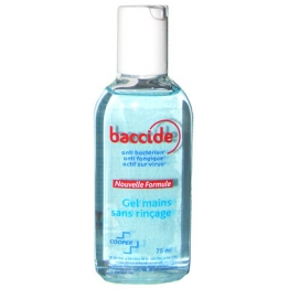 BACCIDE GEL MAIN SANS RINCAGE - 75 ML