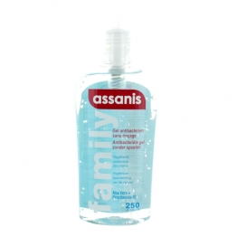 ASSANIS SOLUTION ANTIBACTERIENNE 250 ML