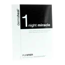 UNIVERSKIN DERMAHEAL 1 NIGHT MIRACLE PURIFIER 22G