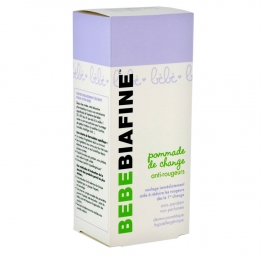 BEBEBIAFINE POMMADE DE CHANGE ANTI-ROUGEURS 75ML