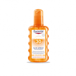EUCERIN  SOLAIRE IP30 SPRAY TRANSPARENT 200ML
