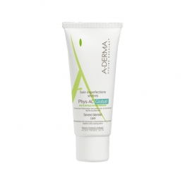 A-DERMA PHYS-AC GLOBAL SOIN IMPERFECTION SEVERES 40ML