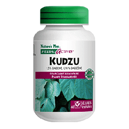 NATURE'S PLUS KUDZU 60 GELULES VEGETALES