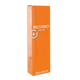 BELOTERO BALANCES LIDOCAINE