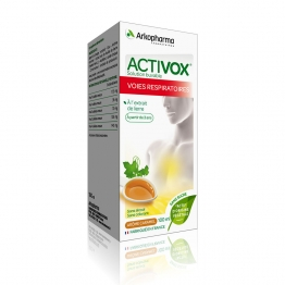 ACTIVOX LIERRE SOLUTION BUVABLE SANS SUCRE 100ML