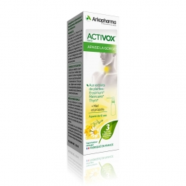 ACTIVOX SPRAY GORGE 30ML
