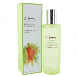 AHAVA HUILE SECHE FIGUE DE BARBARIE MORINGA 100ML