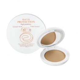 AVENE COMPACT MINERAL HAUTE PROTECTION SPF 50 SABLE 10G