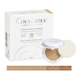 AVENE COUVRANCE OIL-FREE COMPACT FOUNDATION CREAM 9.5G