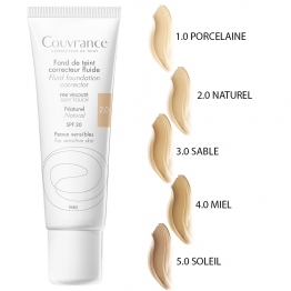 AVENE COUVRANCE FLUID FOUNDATION