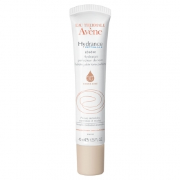 AVENE HYDRANCE OPTIMALE LEGERE PERFECTEUR DE TEINT PEAUX NORMALES A MIXTES 40ML