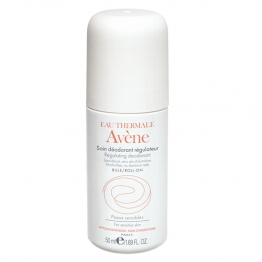 AVENE SOIN DEODORANT REGULATEUR BILLE PEAUX SENSIBLES 50ML