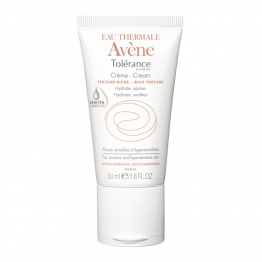 AVENE TOLERANCE EXTREME CREME RICHE PEAUX SENSIBLES A HYPERSENSIBLES 50ML