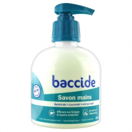 BACCIDE SAVON MAINS 300ML
