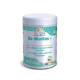 BE LIFE BE-MUNITAS+ 30 GELULES