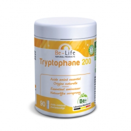 BE LIFE TRYPTOPHANE 200 - 90 GELULES