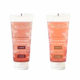 BEAUTERRA GEL DOUCHE SURGRAS 100ML