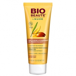 BIO BEAUTE BY NUXE  GEL CREME HYDRATANT AUTOBRONZANT 100ML