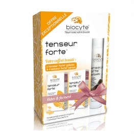 BIOCYTE PACK TENSEUR FORTE 2X40 GELULES + SERUM 50ML