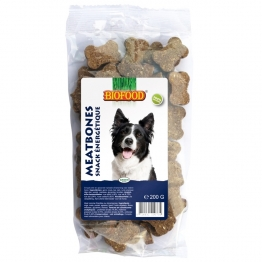 BIOFOOD BISCUITS SNACK ENERGETIQUE A L'AGNEAU POUR CHIEN 200G