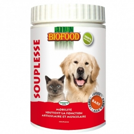 BIOFOOD NATURAL HERBS FOR CATS AND DOGS 450G