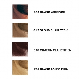 BIONIKE SHIN ON HS SOIN COLORANT CAPILLAIRE 125ML
