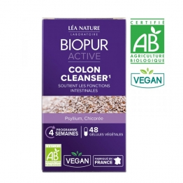 BIOPUR ACTIVE COLON CLEANSER BIO 48 GELULES