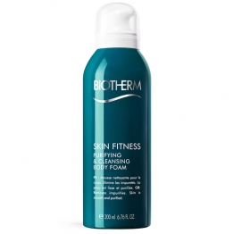 BIOTHERM SKIN FITNESS MOUSSE NETTOYANTE 200ML