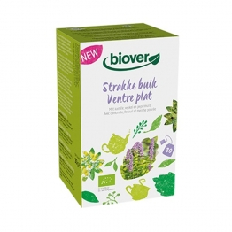 BIOVER INFUSION VENTRE PLAT 20 INFUSETTES