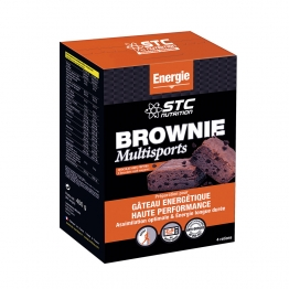 STC NUTRITION BROWNIE MULTISPORTS ENERGIE 400G